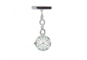 Adina Sterling Silver Nurse Watch NK29 S1FF