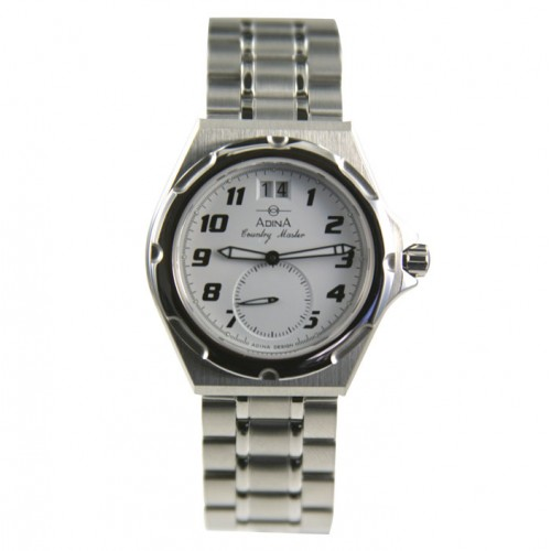 Adina Stainless Steel Mens Watch CM116 S1FB