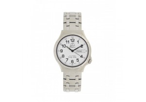 Adina Stainless Steel Mens Watch CM65 S1FB