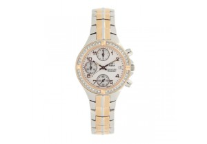 Adina Two Tone Ladies Watch CT102 M1FB