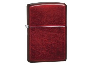 Candy Apple Red Zippo Lighter