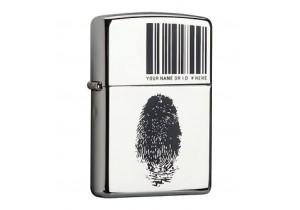 Finger ID Zippo Lighter