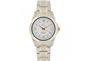 Adina Two Tone Mens Watch NK166 T1XB