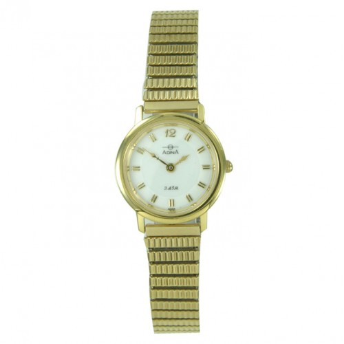 Adina Gold Plate Ladies Watch NK40 G1XE