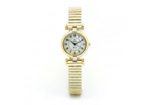 Adina Gold Plate Ladies Watch NK31 S1FE