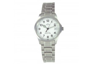 Adina Stainless Steel Mens Watch NK60 S1FB