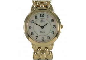 Adina Gold Plate Ladies Watch NK85 G0FB