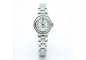 Adina Two Tone Ladies Watch NK95 T1XB