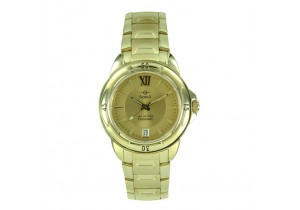 Adina Gold Plate Mens Watch NK96 G3XB