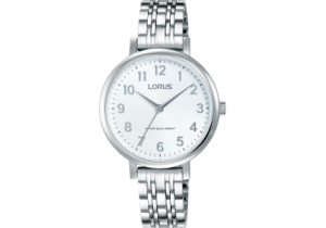 Lorus Stainless Steel Ladies Watch RG237MX-9