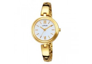 Lorus Gold Plate Ladies Watch RG258JX-9