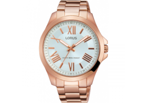 Lorus Rose Gold Ladies Watch RG274KX-9