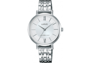 Lorus Stainless Steel Ladies Watch RG291LX-9