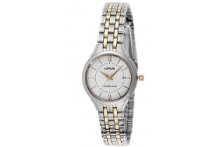 Lorus Two Tone Ladies Watch RH736AX-9