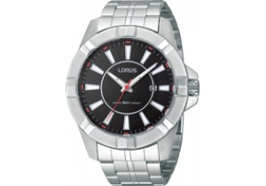 Lorus Stainless Steel Mens Watch RH991CX-9