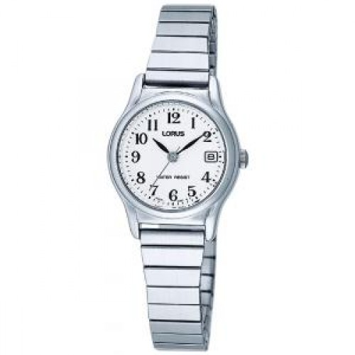Lorus Stainless Steel Ladies Watch RJ205AX-9
