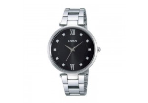 Lorus Stainless Steel Ladies Watch RRS85UX-9