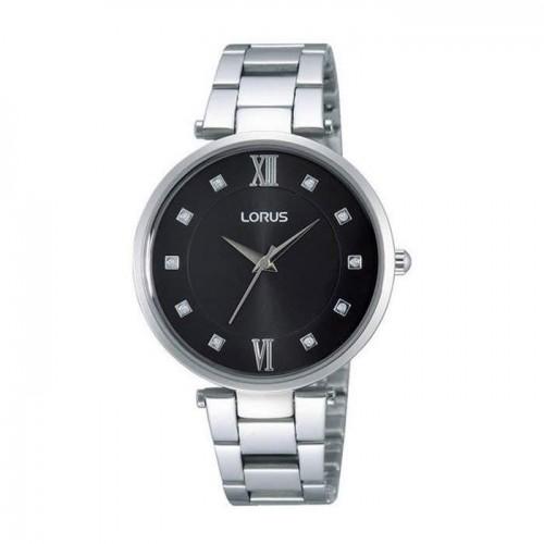 Lorus Stainless Steel Ladies Watch RRS85UX-9