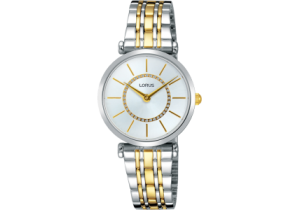 Lorus Two Tone Ladies Watch RRW11FX-9