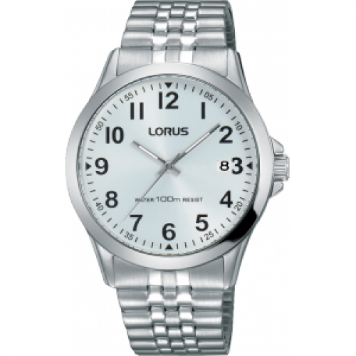 Lorus Stainless Steel Mens Watch RS975CX-9