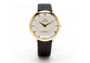 Adina Gold Plate Mens Watch SW11 G1RS