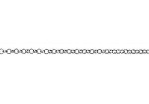 Sterling Silver Round Belcher Chain BH