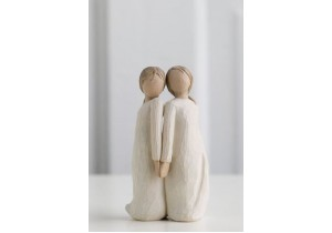 Willow Tree 'Two Alike' Figurine