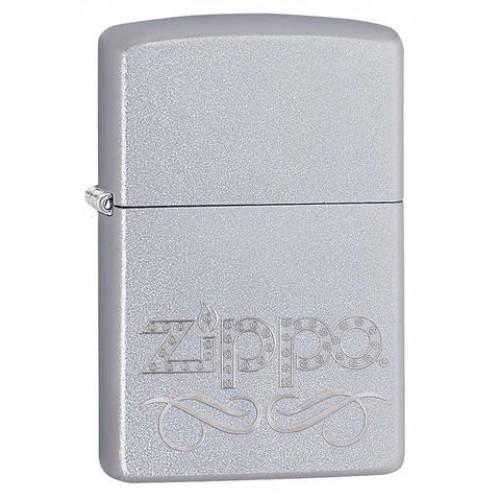 Zippo Scroll Zippo Lighter