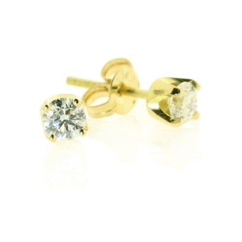 0.45ct Claw Set Diamond Studs